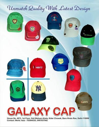 81410f091bfd45 Mens Fashion Caps Manufacturer, Supplier in Sadar Bazar, Chandni ...