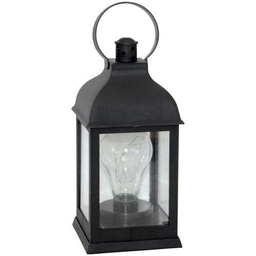 Black Mini Led Lantern