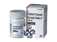 Tenof Tenofovir disoproxil fumarate 300mg Tablets