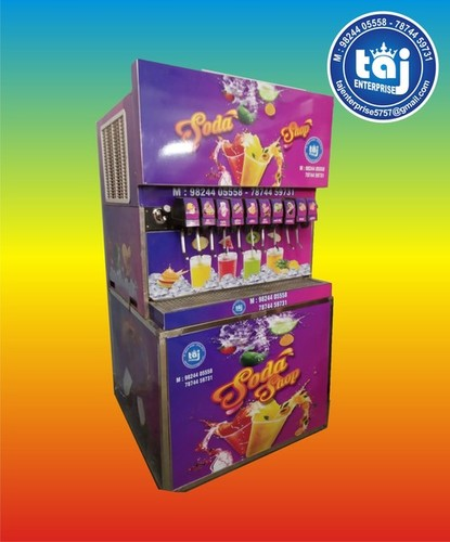 Taj 10+2 Soda Machine