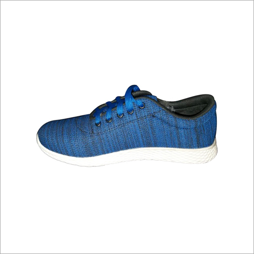 Mens Blue Casual Shoes