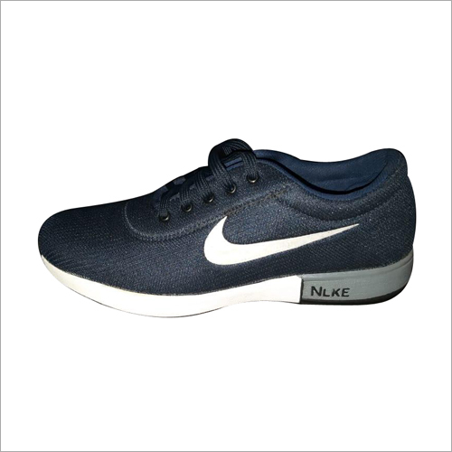 Mens Gray Casual Shoes