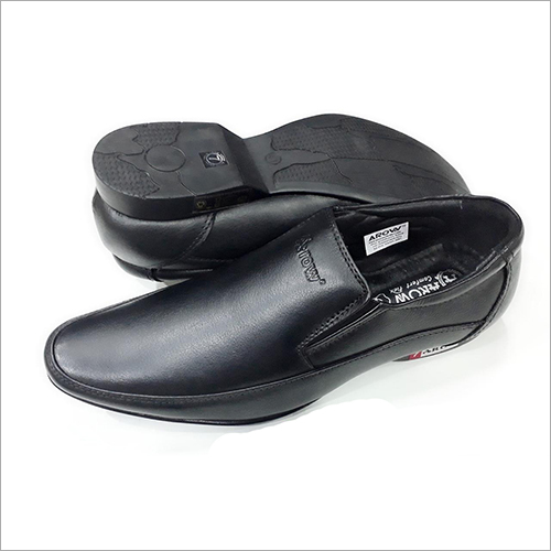 Mens Laceless Formal Shoes