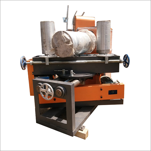 Spiral and Winder Machine