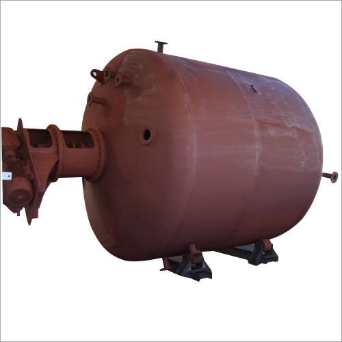 Indsutrial MS Reactor Tank