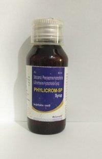 SALBUTAMOL, PHENYLEPHRINE HYDROCHLORIDE & BROMHEXINE HYDROCHLORIDE SYRUP