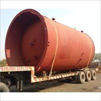 MS Refinery Storage Tank