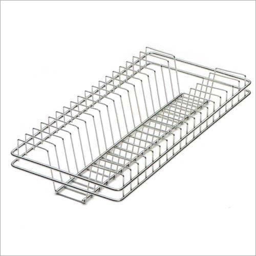 SS Plate Tray