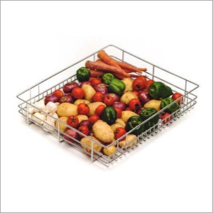 SS Vegetable Basket