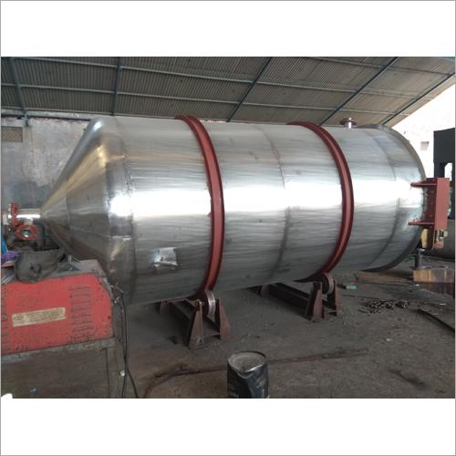 SS Reactor Tank