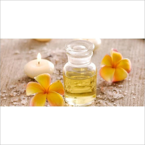 Yellow Frangipani Essential Oil