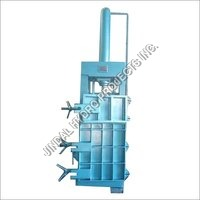 Industrial Vertical Down Stroke Baling Press