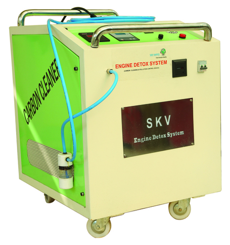 Engine Carbon Cleaning Equipment