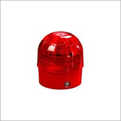Intelligent Open Area Beacon Red Lens