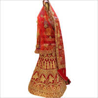 Fine Embroidered Bridal Lehenga