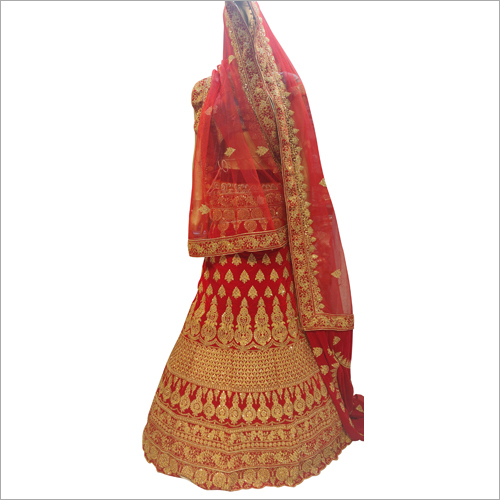 Ethnic Bridal Ladies Lehenga