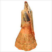 Ladies Fine Embroidered Lehenga