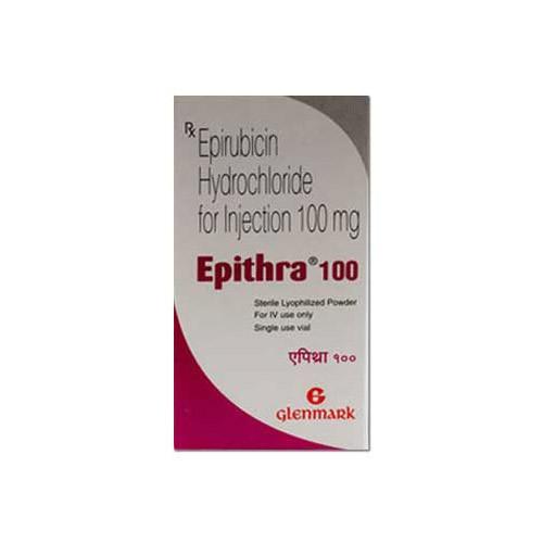 Epithra Epirubicin 100mg Injection