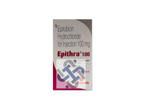 Epithra Epirubicin 100mg Injection