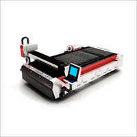 Fiber Laser Cutting Machine For Metal Tube And Plate