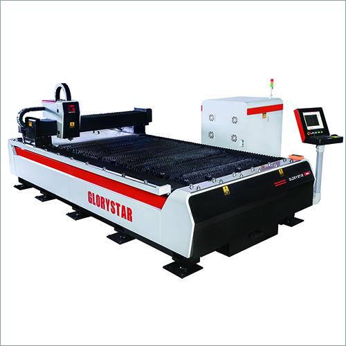Open Type Fiber Metal Laser Cutting Machine