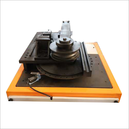 Gear Motor Based Degree Bending Machine