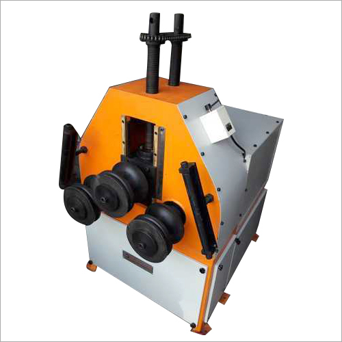 3 inch Three Roller Pipe Bending Machine
