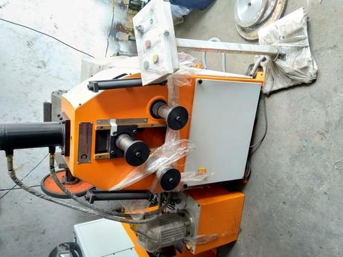 Hydraulic Three Roller Pipe Bending Machine