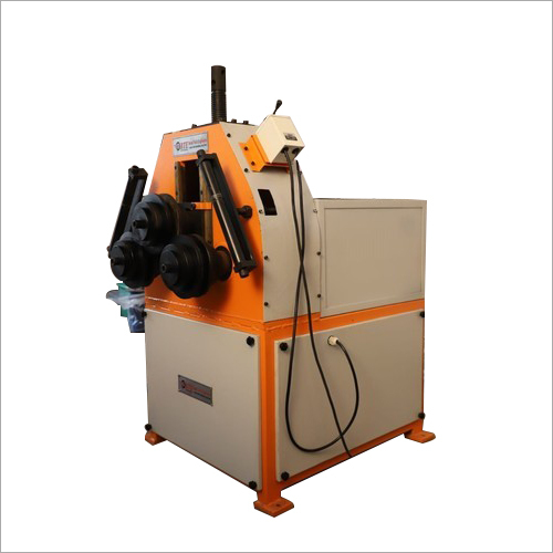 Motorized Section Bending Machine