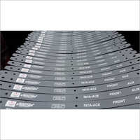 LEAF SPRINGS FOR ARMADA/BOLERO N/M (63X8)