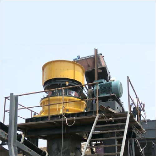 Heavy Duty Cone Crusher