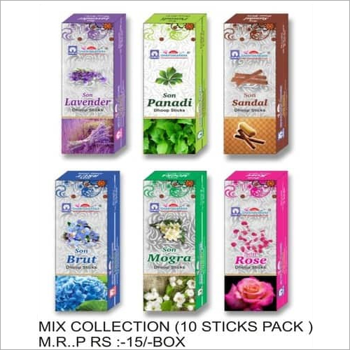 MIX COLLECTION DHOOP STICKS