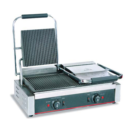 Double Contract Grill