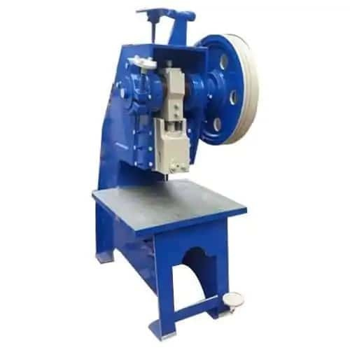 Chappal Sole Cutting Machine