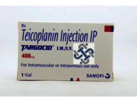 Targocid Teicoplanin 400mg Injection