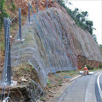 Rock Fall Protection Net