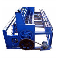 Crimped Wire Mesh Machine