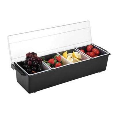 Condiment Tray 4 Compartment