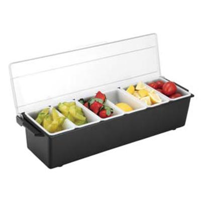 Condiment Tray 6 Compartment