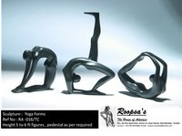 Yoga Forms Sculpture