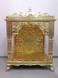 Gold Plated Royal Gharmandir