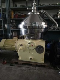 Vegetable Oil Separator