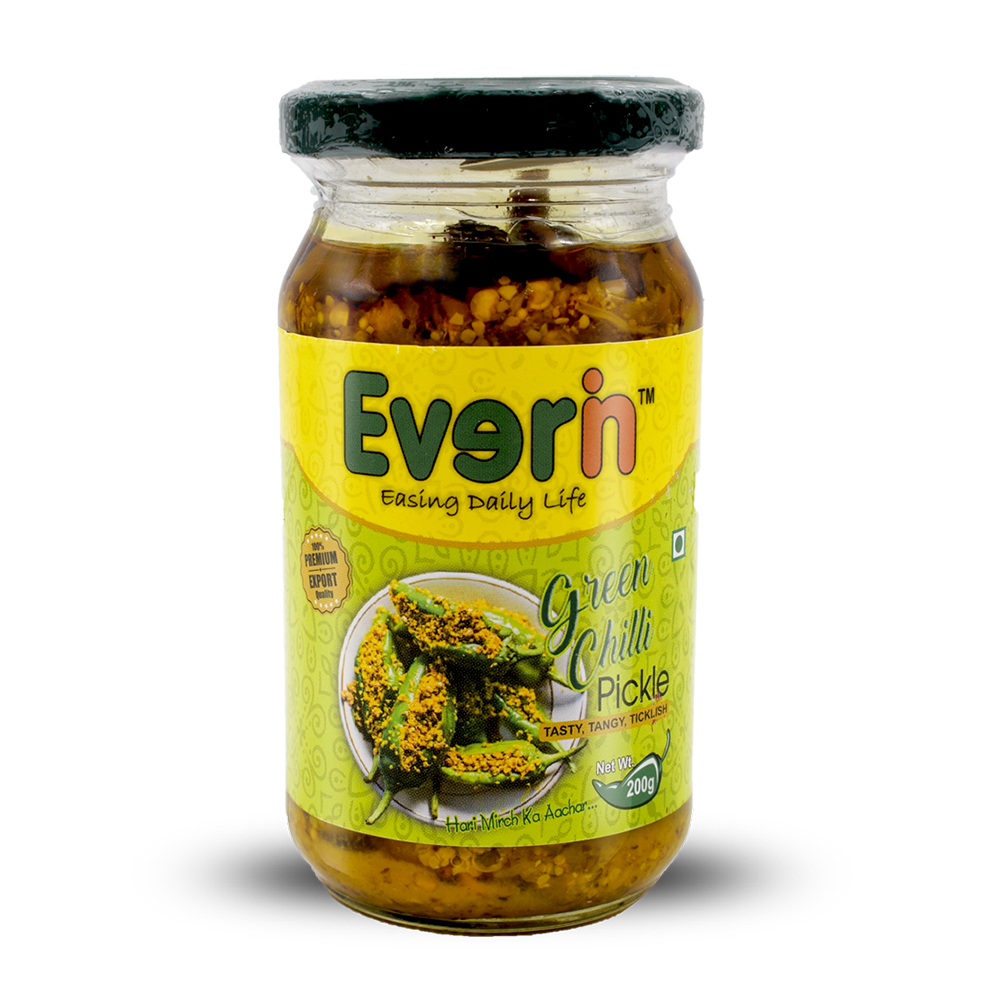 400 Gms Mixed Pickle