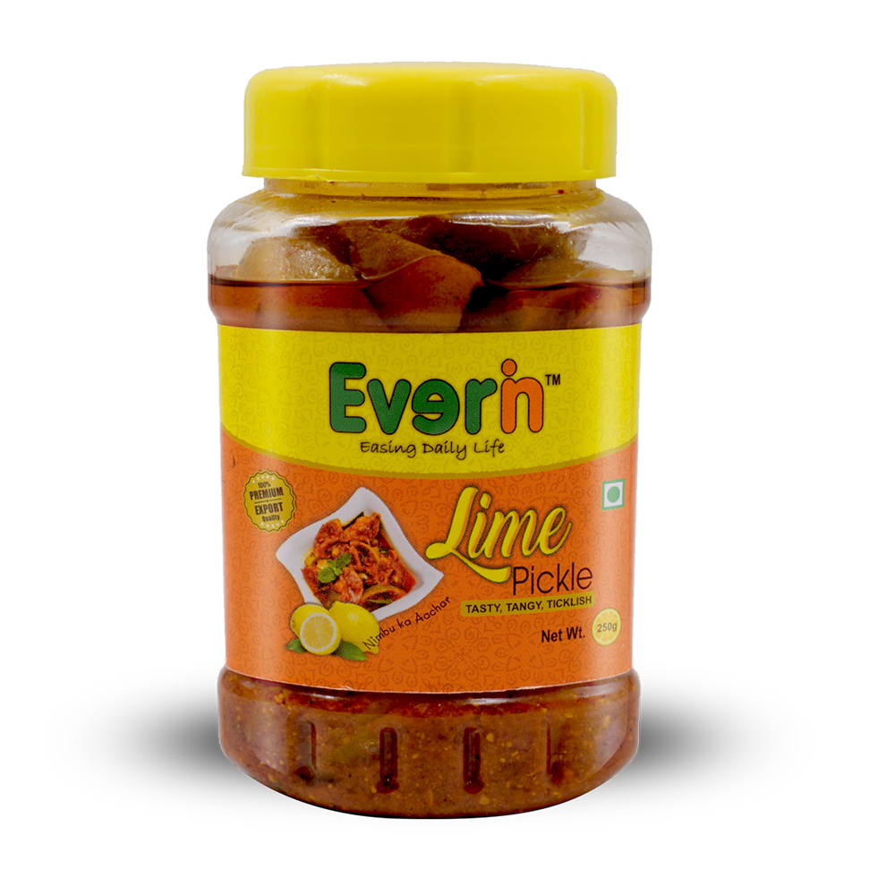 250 Gram Lime Pickle