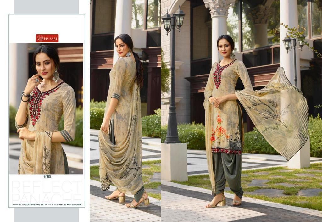 Print Salwar Kameez Suits