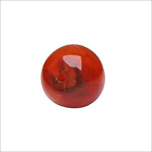 12 Beads Natural Energised Carnelian