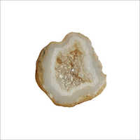 10.7 Gm Satyamani Natural Crystal Quartz Geode