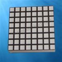 1.2 Inch 8x8 Square Dot Matrix Display