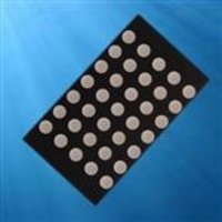 5x7 Dual Color Dot Matrix Display