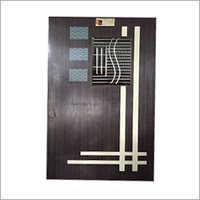 Wooden Safety Door